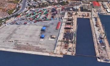 Στις 7 Ιουλίου ο διαγωνισμός για το ακίνητο της ΕΤΑΔ στα ναυπηγεία Σκαραμαγκά
