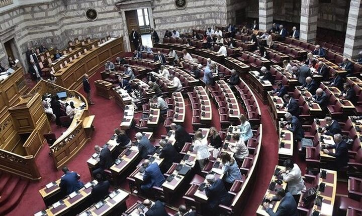 Στη Βουλή το Μεσοπρόθεσμο Πλαίσιο Δημοσιονομικής Στρατηγικής 2022-2025