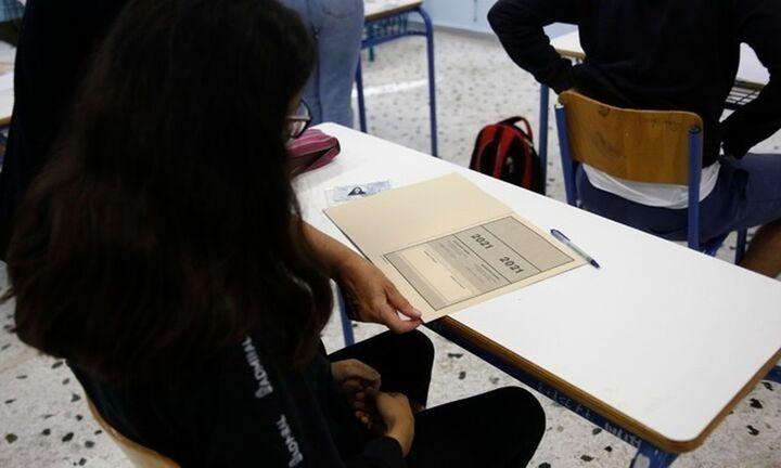 Πανελλαδικές: Τα μαθήματα που εξετάζονται οι υποψήφιοι των ΕΠΑΛ