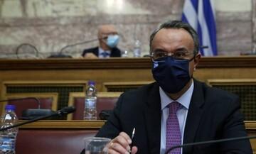 Επιπλέον πόρους, άνω του 1,5 δισ. ευρώ, προαναγγέλλει για την υγεία ο Χρ. Σταϊκούρας