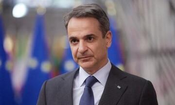 Κ. Μητσοτάκης : Απορριπτέα η λύση δύο κρατών στο Κυπριακό