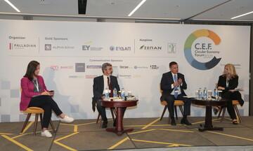 Ολοκληρώθηκε το συνέδριο για την κυκλική οικονομία και την «πράσινη» ενέργεια