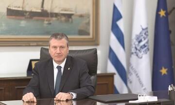 Νέος γ.γ. της ΠΝΟ οπρόεδρος της Πανελλήνιας Ένωσης Πλοιάρχων, Μανώλης Τσικαλάκης