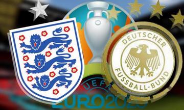 Euro 2020: Η Γερμανία δημιουργεί κλίμα σε βάρος της Αγγλίας για την αποψινή «μητέρα των μαχών»