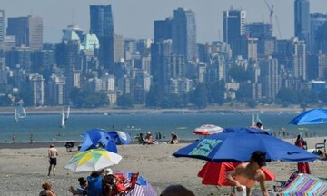 Φονικός Καύσωνας στον Καναδά: Πάνω από 230 οι νεκροί - Στους 49,6 βαθμούς η θερμοκρασία