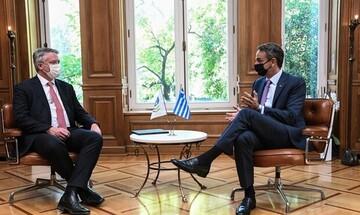 ΟΟΣΑ:Είμαστε πολύ αισιόδοξοι για την πορεία της ελληνικής οικονομίας