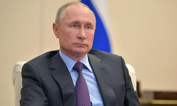 Ο Πούτιν υπέγραψε νόμο για τη μείωση των εκπομπών αερίου