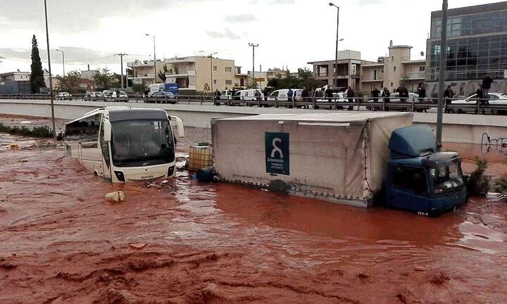 Αποζημίωση 270.000 ευρώ στην οικογένεια 29χρονου που έχασε τη ζωή του στις πλημμύρες της Μάνδρας