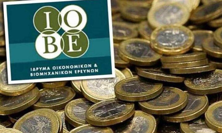 ΙΟΒΕ: Ταχύτερη της αναμενόμενης η ανάπτυξη αν δεν σημειωθεί νέα κρίση πανδημίας