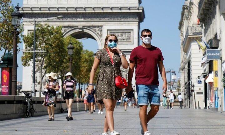 Συναγερμός στη Γαλλία: Το 40% των κρουσμάτων αφορά τη μετάλλαξη Δέλτα - Φόβοι για 4ο κύμα