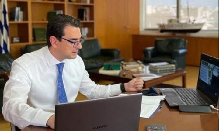 Κ.Σκρέκας: Με στοχευμένες παρεμβάσεις  στην ενέργεια δημιουργούμε «ανάχωμα» στην κλιματική κρίση