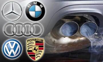 Κομισιόν: Πρόστιμο «μαμούθ» σεγερμανικές αυτοκινητοβιομηχανίες για τις εκπομπές ρύπων