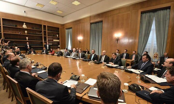 Έρευνα MRB: Αυτοί είναι οι δημοφιλέστεροι υπουργοί της κυβέρνησης