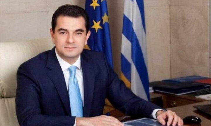 Κ. Σκρέκας: Στόχος το 2030 το 67% της τελικής κατανάλωσης ενέργειας στην Κρήτη να προέρχεται από ΑΠΕ
