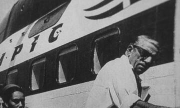 Η αποκάλυψη πρώην αεροσυνοδού της Ολυμπιακής για τον Αριστοτέλη Ωνάση (vid)