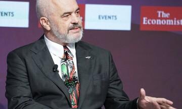 Συνέδριο Economist: «Αιχμές» και ειρωνείες του Έντι Ράμα κατά της Ε.Ε.