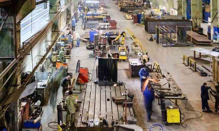 Άνοδος 14% στη βιομηχανική παραγωγή στην Ελλάδα τον Μάιο
