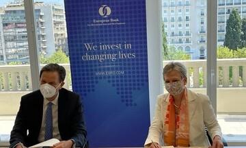 Υπεγράφη το Προσύμφωνο Συνεργασίας ΥΠΟΙΚ -EBRD για το Εθνικό Σχέδιο Ανάκαμψης και Ανθεκτικότητας