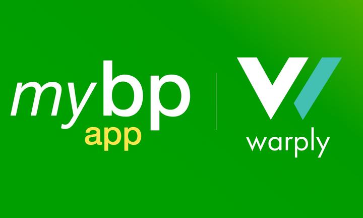 Από τη Warply και τα πρατήρια bp το νέο mybp application