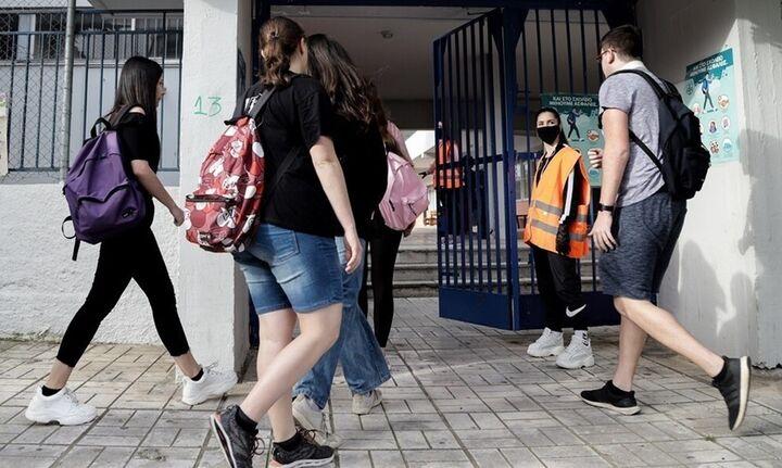 ΕΚΠΑ: Oδηγίες για ασφαλές άνοιγμα των σχολείων στα δεδομένα του CDC