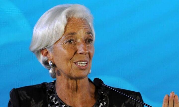 Κρ. Λαγκάρντ: Το θέμα της αγοράς ελληνικών ομολόγων θα συζητηθεί προς το τέλος του PEPP