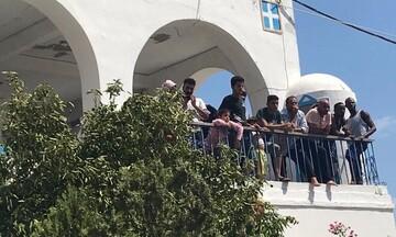 Ιστορικό χαμηλό από το 2016: Πρώτη φορά κάτω από 5.000 οι μετανάστες στη Λέσβο