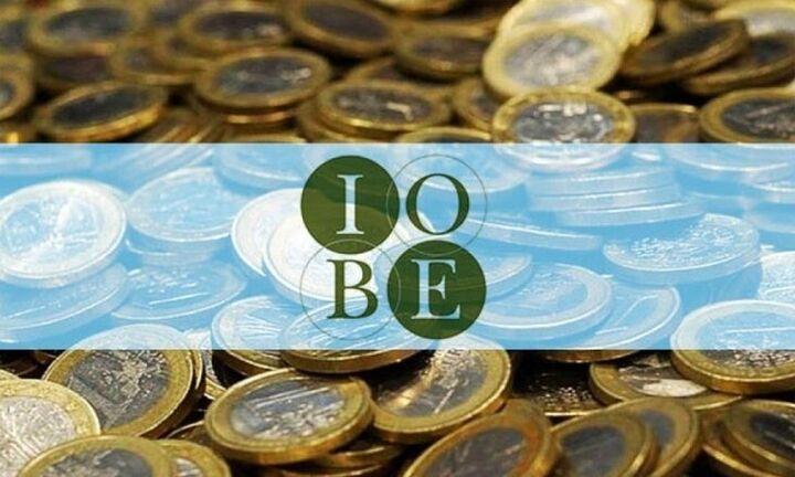 ΙΟΒΕ: Υποχώρηση 4,7% στη βιομηχανική παραγωγή και άνοδος της ανεργίας τον Μάιο