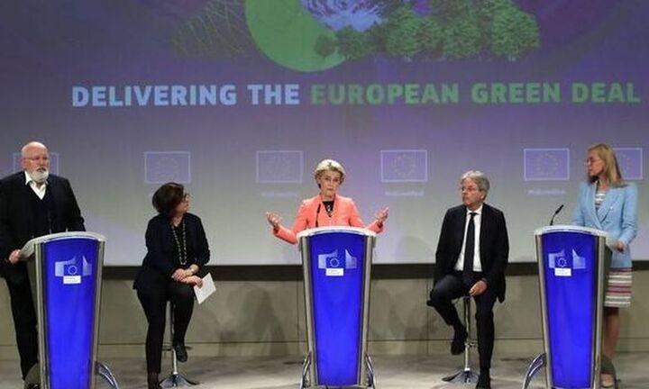ΕΕ: Τι προβλέπει το πακέτο μέτρων για την κλιματική ουδετερότητα