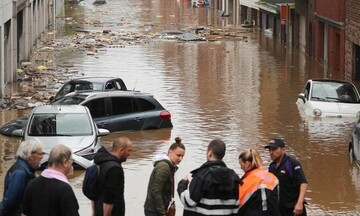 Βέλγιο: Τουλάχιστον 23 νεκροί από τις πλημμύρες στη Βαλλονία