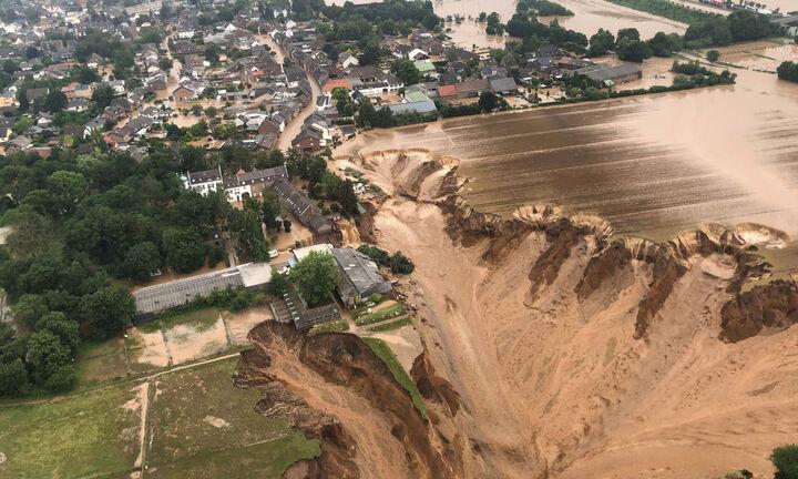 Τουλάχιστον 150 οι νεκροί από τις πλημμύρες σε Γερμανία, Βέλγιο - Καταγγελίες για ολιγωρία των αρχών