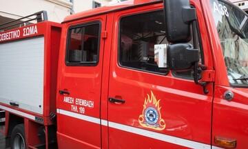 Θεσσαλονίκη: Εντοπίστηκε νεκρός άνδρας σε καμμένο αυτοκίνητο