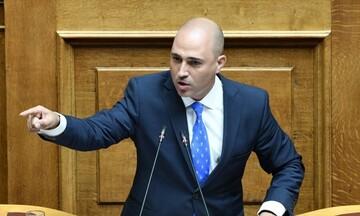 Βουλή: Η Ολομέλεια αποφάσισε την άρση της ασυλίας του Κωνσταντίνου Μπογδάνου