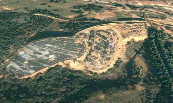 Η Ελληνικός Χρυσός ξαναπρασινίζει περιοχές της Χαλκιδικής
