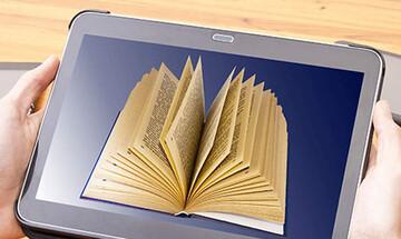 Στο χαμηλό συντελεστή ΦΠΑ 6%, από 24% τα e-books