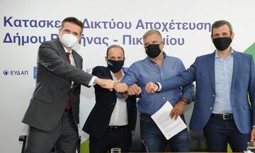 ΕΥΔΑΠ: Ξεκινά την κατασκευή του δικτύου αποχέτευσης στο Δήμο Ραφήνας-Πικερμίου