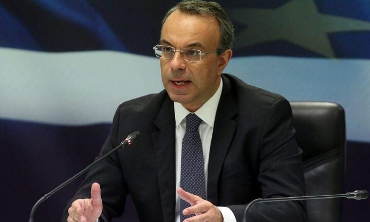 Σταϊκούρας: 14.000 ευρώ το μέσο ποσό επιδότησης των παγίων δαπανών των επιχειρήσεων