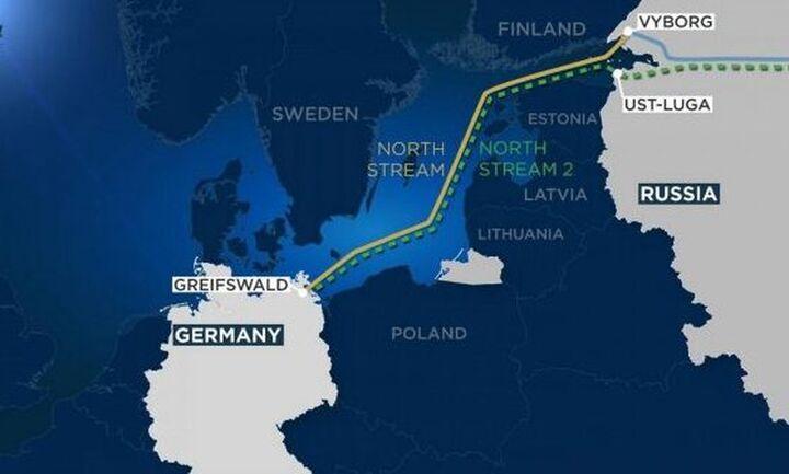 Nord Stream 2: Η ΕΕ θα ερευνήσει την αμερικανογερμανική συμφωνία - Χαιρετίζει αλλά διαφωνεί η Μόσχα