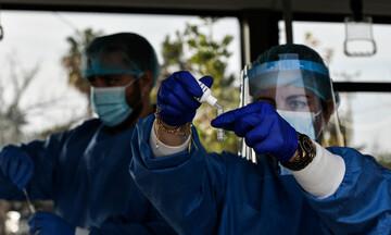 Παγώνη: Μέσα σε μία εβδομάδα πενταπλασιάστηκαν οι εισαγωγές Covid στα νοσοκομεία