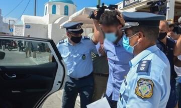 Έγκλημα στη Φολέγανδρο - Ξέσπασε ο πατέρας της Γαρυφαλιάς: «Να σαπίσει στη φυλακή»