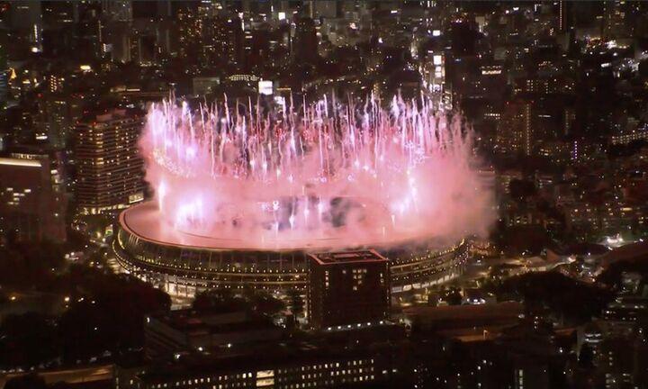 Τόκιο 2020: Δείτε LIVE την τελετή έναρξης των Ολυμπιακών Αγώνων