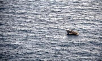 Ναυάγιο με 45 μετανάστες στην Τουρκία