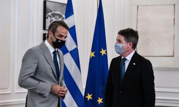 Ντόναχιου: Από τα καλύτερα στην Ευρώπη τοΣχέδιο Ανάκαμψης και Ανθεκτικότητας της Ελλάδας