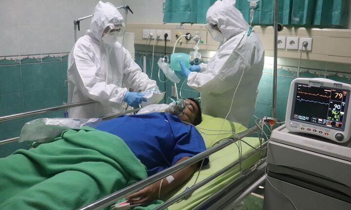 Κορωνοϊός: 2.854 κρούσματα, ανεβαίνει ο αριθμός των ασθενών στις ΜΕΘ