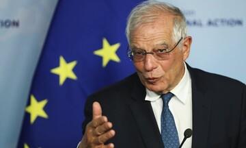 Ζ. Μπορέλ: «Έντονη καταδίκη» της ΕΕ για τις «απαράδεκτες ανακοινώσεις» Ερντογάν-Τατάρ για τα Βαρώσια