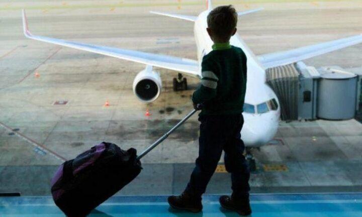 ΥΠΑ: Και με self test θα ταξιδεύουν οι 12-17 ετών προς τα νησιά