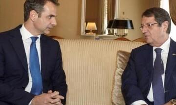 Κυρ. Μητσοτάκης: Η Ελλάδα ουδέποτε παραιτήθηκε από το δικαίωμα της άμυνας