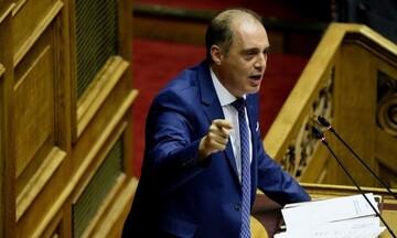 Κυριάκος Βελόπουλος: Η Βουλή ψήφισε την άρση της ασυλίας του