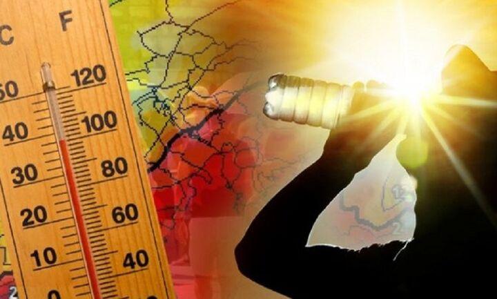 ΕΜΥ - Νέο έκτακτο δελτίο καιρού: Πόσες ημέρες θα διαρκέσει ο καύσωνας