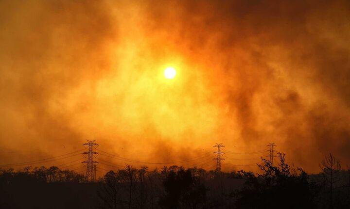 Τουρκία: Τουλάχιστον τρεις νεκροί από τη μεγάλη φωτιά που μαίνεται για δεύτερη ημέρα στην Αττάλεια