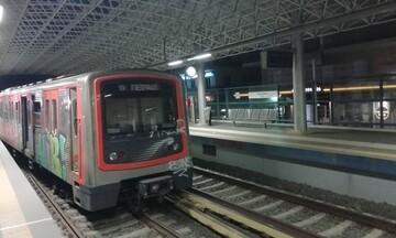 ΣΤΑΣΥ: Αποκαθίσταται από αύριο η κυκλοφορία στη γραμμή 1 του Μετρό Πειραιάς-Κηφισιά